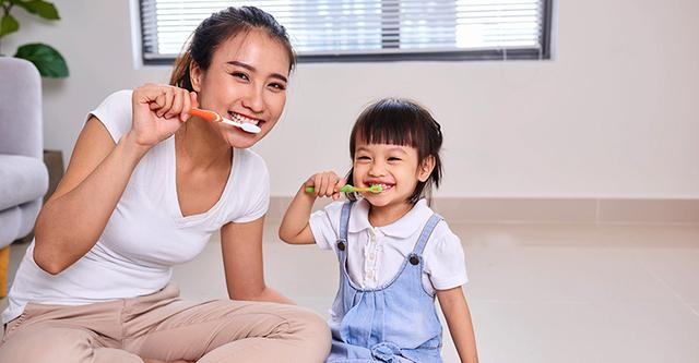 幼儿乳牙清洁,你们都做对了吗?