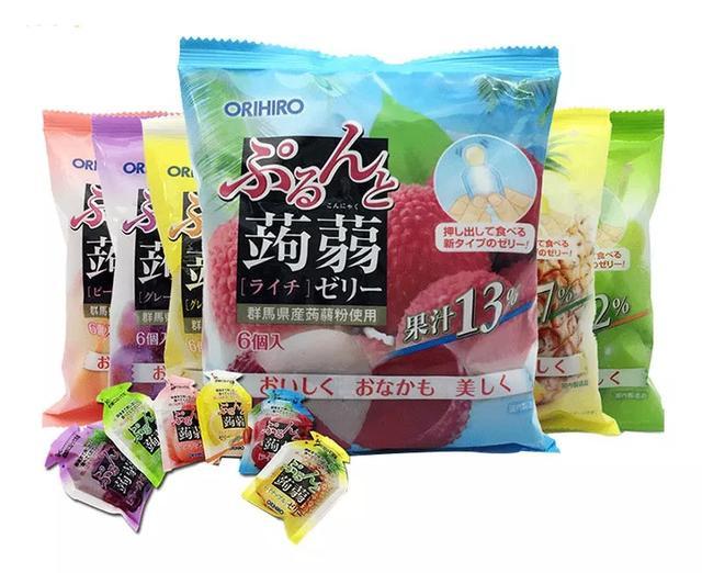 哪些好吃又便宜的日本网红零食可以囤一囤