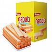 Nabati 丽芝士(Richeese)奶酪味 威化饼干 460g/盒 *5件