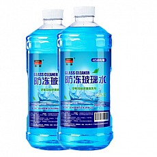 防冻汽车玻璃水2桶