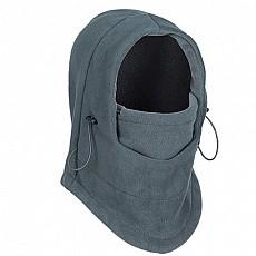 户外加厚防风帽子口罩