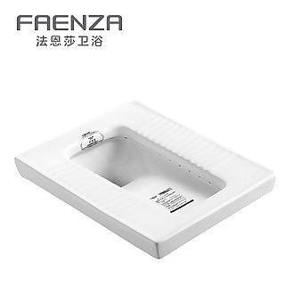 【faenza/法恩莎】节水喷射虹吸式马桶fb1655