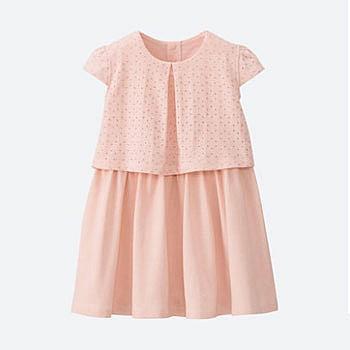 UNIQLO优衣库 幼儿连衣裙(无袖)