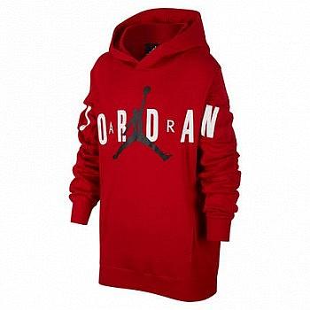 双11预售、21日0点: Jordan HA2577 大童套头连帽衫