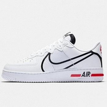 NIKE 耐克 AIR FORCE 1 REACT 男/女子运动鞋