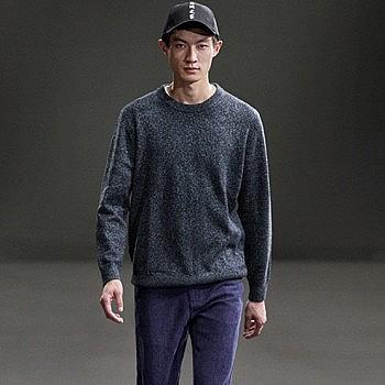 京东特价:HLA 海澜之家 男士针织衫