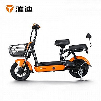 Yadea 雅迪 小王子尊享版 48V TDT1146Z 电动自行车