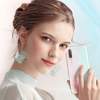 5日10点、新品发售:MI 小米 CC9 美颜定制款 智能手机 8+256GB