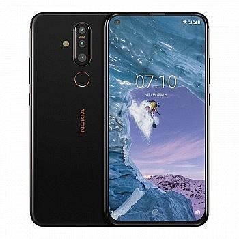 新品预售: NOKIA 诺基亚 X71 智能手机 太空黑 6GB+64GB