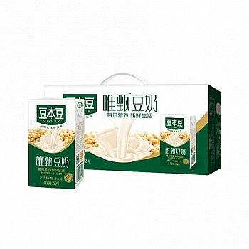 88VIP:豆本豆 唯甄豆奶 250ml*24盒 *3件