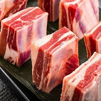 限地区: 沛德 澳洲进口羔羊排块 500g *4件