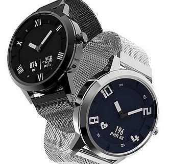 京东商城 新品发售:lenovo 联想 watch x 智能手表米 兰尼斯款
