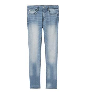 天猫双11预售:GU 男装显瘦弹力牛仔裤