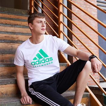 苏宁易购adidas阿迪达斯 ADICTT-W 男装速干跑步T恤