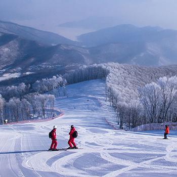 滑雪季预售:上海-吉林万科松花湖4-6天自由行