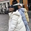 唯品会特价:韩都衣舍 冬季新款韩版女款休闲羽绒服